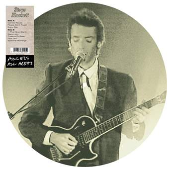 Access All Areas – Steve Hackett (Vinyl Picture Disc)