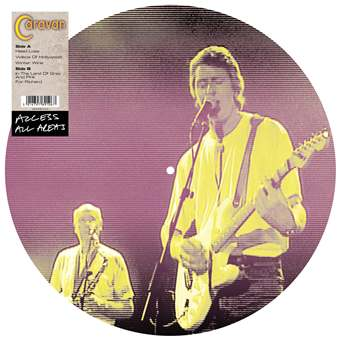 Access All Areas – Caravan (Vinyl Picture Disc)
