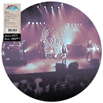 Access All Areas – Asia (Vinyl Picture Disc)