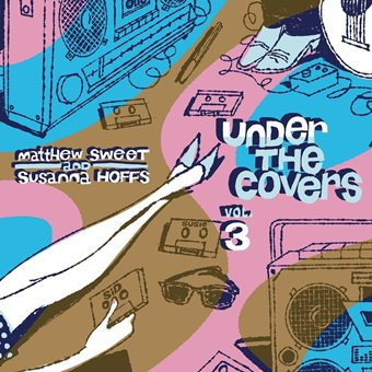 Under The Covers Vol 3 (Blue Vinyl)