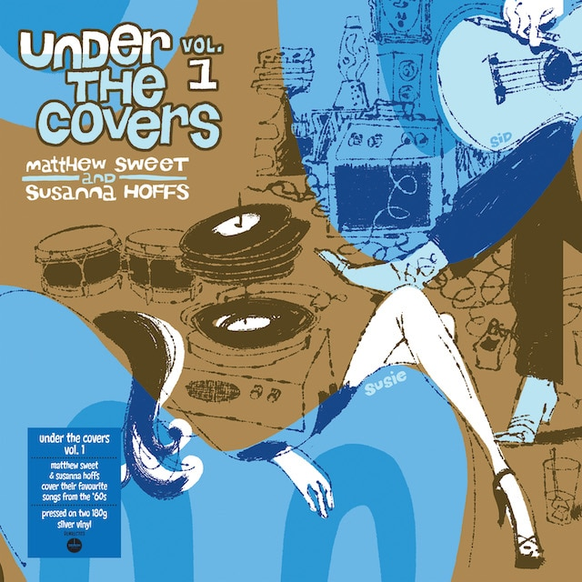 Under The Covers Vol 1 (Silver Vinyl)