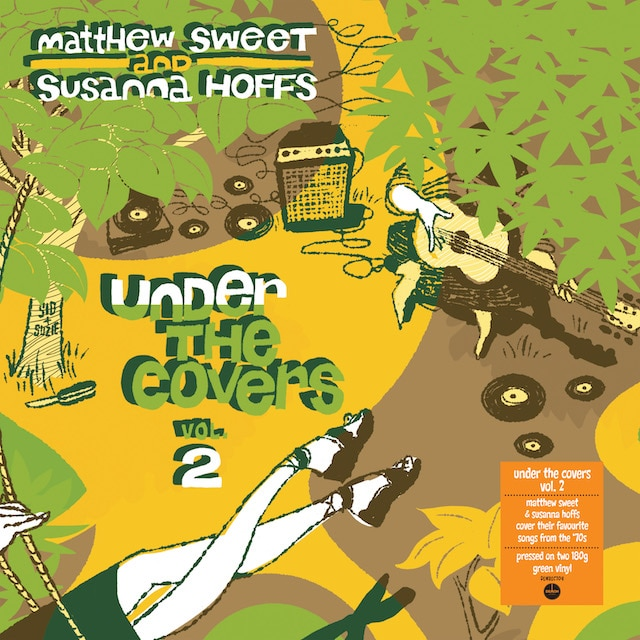 Under The Covers Vol 2 (Green Vinyl)