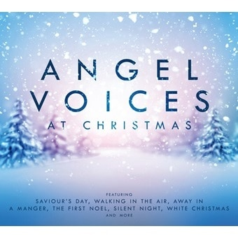 [CD] - Angel Voices at Christmas Angel-Voices
