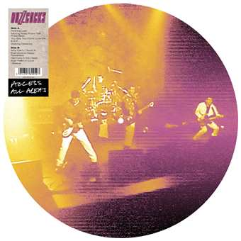 Access All Areas – Buzzcocks Live 1990 (Vinyl Picture Disc)