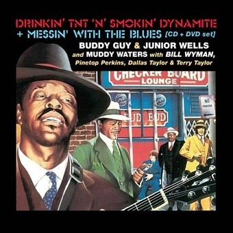 Drinkin TNT 'N' Smokin' Dynamite + Messin' With The Blues