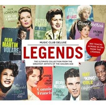 Legends Box Set