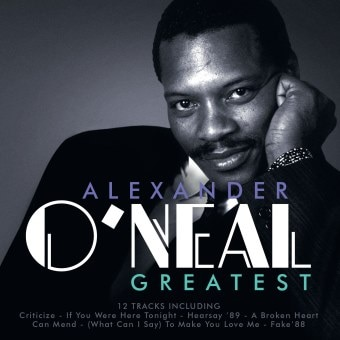 Alexander O'Neal: Greatest Extended (Digital)