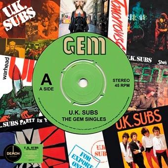 The Gem Singles (Vinyl)