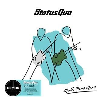 Quid Pro Quo (Vinyl)