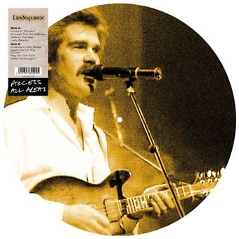Access All Areas – Lindisfarne (Vinyl Picture Disc)