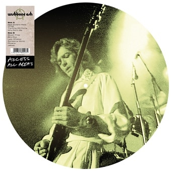 Access All Areas – Wishbone Ash (Vinyl Picture Disc)