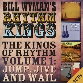The Kings of Rhythm Volume 1: Jump Jive and Wail