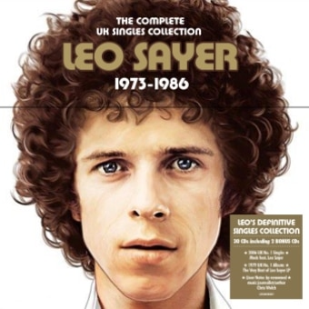 Leo Sayer The Complete Uk Singles Collection 1973 1986