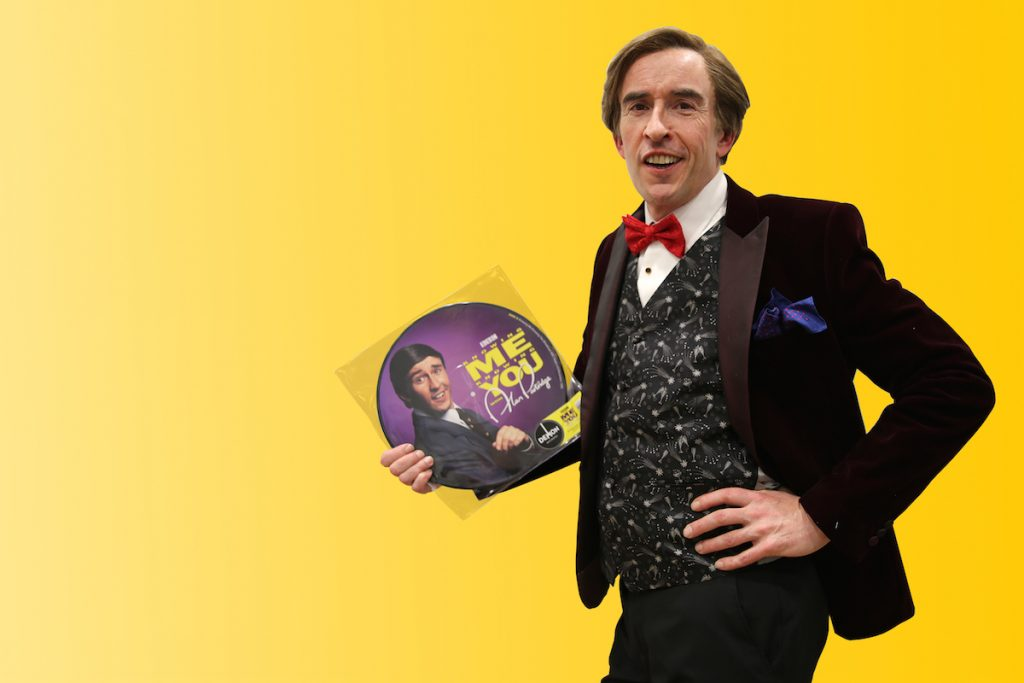 Countdown to #RSD16 – Alan Partridge: Knowing Me Knowing You