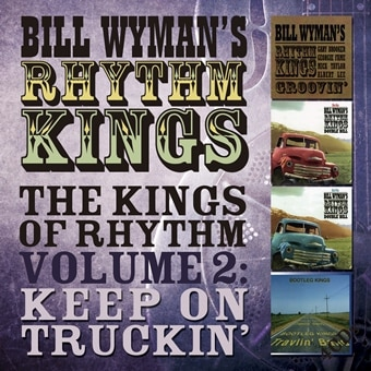 The Kings of Rhythm Volume 2: Keep on Truckin'
