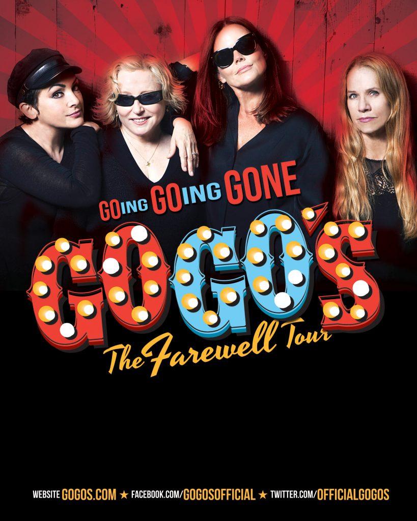 Go-Gos Farewell Tour