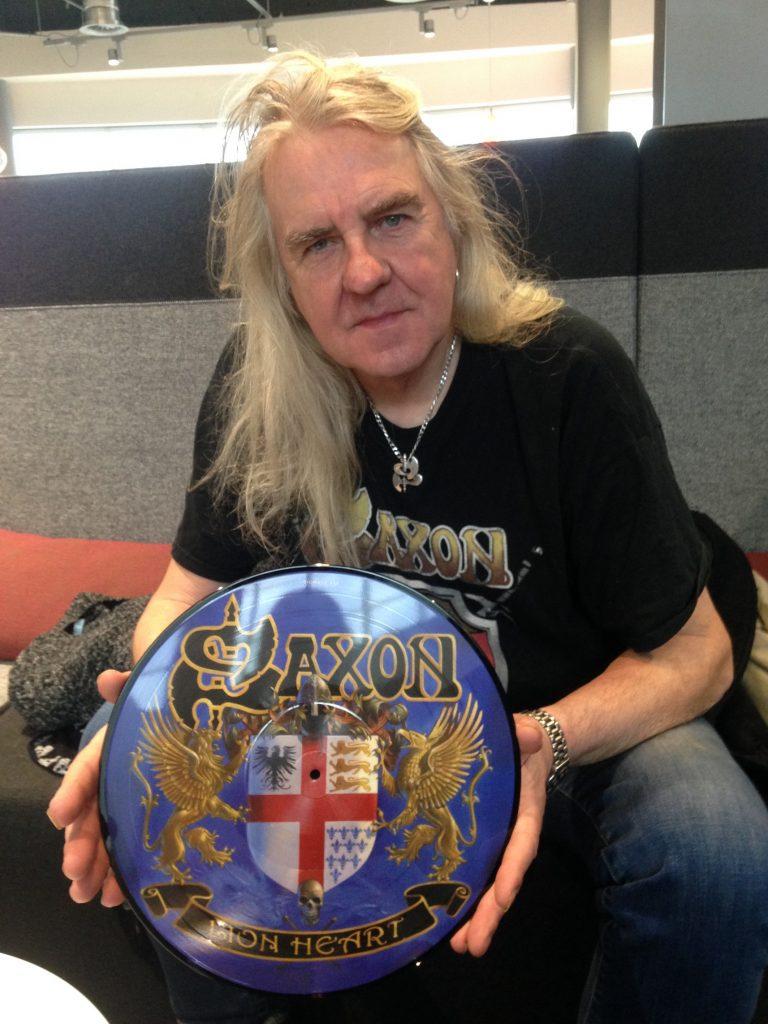 Countdown to #RSD16 – Saxon Lionheart