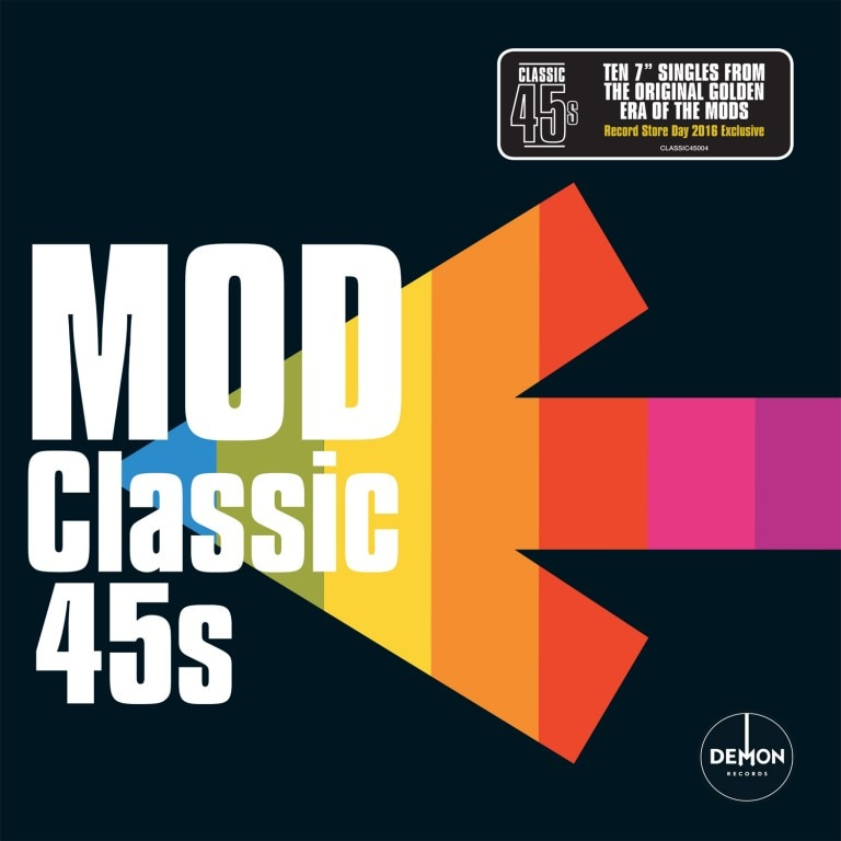 Countdown to #RSD16 – Classic 45s Mod