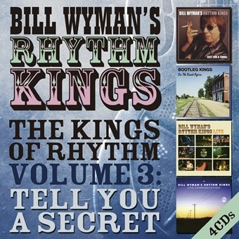The Kings Of Rhythm Volume 3: Tell You A Secret