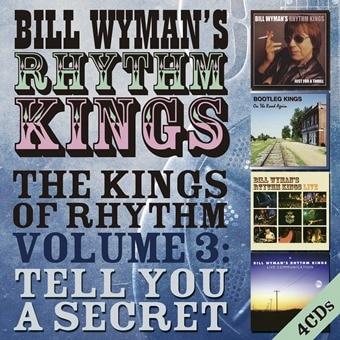 The Kings Of Rhythm Volume 3: Tell You A Secret