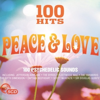 100 Hits – Peace & Love (Digital)