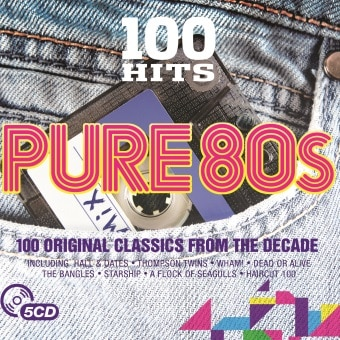 100 Hits – Pure 80s