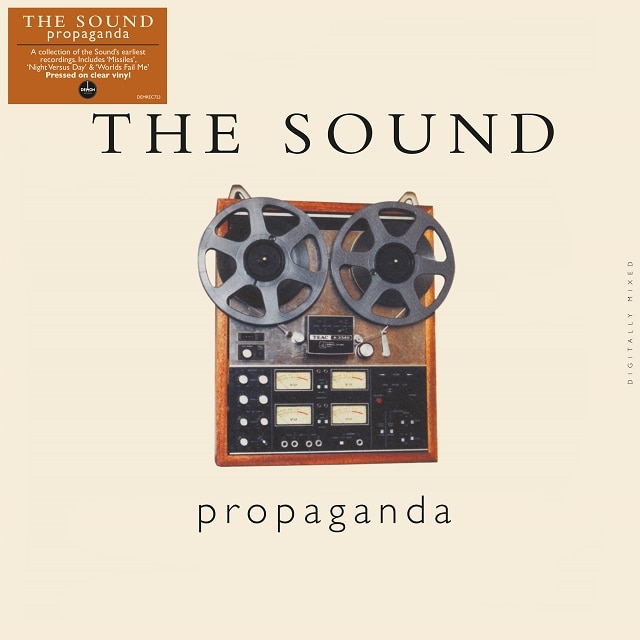 Propaganda (Clear Vinyl)