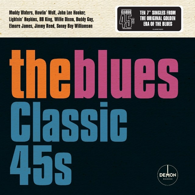 Classic 45s: The Blues (Vinyl)