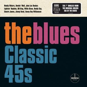 Classic 45s: The Blues (Vinyl)