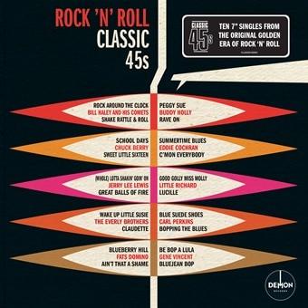 Classic 45s: Rock 'N' Roll (Vinyl)