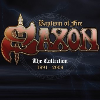Saxon: Baptism Of Fire – The Collection 1991-2009