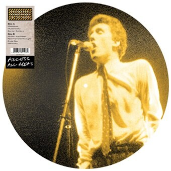 Access All Areas – Orchestral Manoeuvres In The Dark (OMD) (Vinyl Picture Disc)