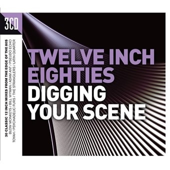 Twelve Inch Eighties: Digging Your Scene