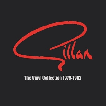 Gillan: The Vinyl Collection 1979-1982 (Vinyl Box Set)