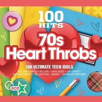 100 Hits – 70s Heart Throbs