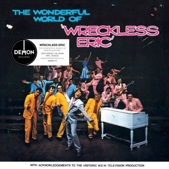 The Wonderful World Of Wreckless Eric (Vinyl)