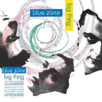 Blue Zone – Big Thing out in November