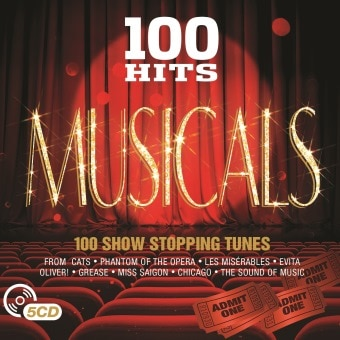 100 Hits – Musicals