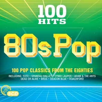 100 Hits – 80s Pop | Demon Music Group