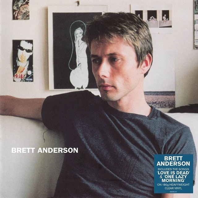Brett Anderson (Vinyl)
