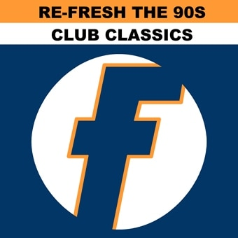 Re-Fresh the 90s: Club Classics (Digital)