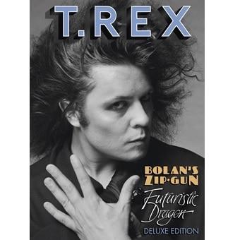 Bolan's Zip Gun & Futuristic Dragon