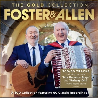 Foster & Allen – The Gold Collection