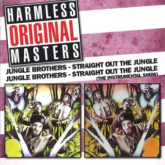 Jungle Brothers: Straight Out the Jungle (Digital)