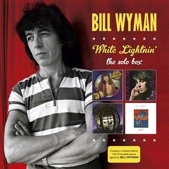 White Lightnin': The Vinyl Solo Box (Amazon Exclusive Edition)