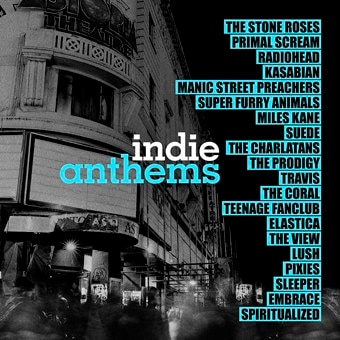 Indie Anthems (Vinyl)