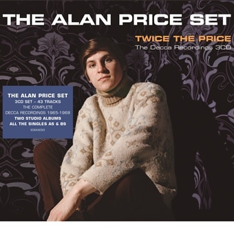 Twice The Price – The Decca Recordings