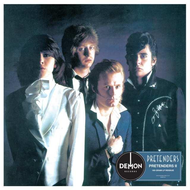 Pretenders II (Vinyl)