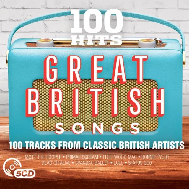 100 Hits – Great British Songs
