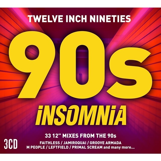Twelve Inch Nineties: Insomnia